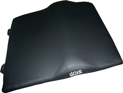 Temcare- General Use Back Cushion with Lumbar Support