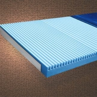 """Mason- Multi-Ply ShearCare300 Pressure Reducing Mattress with Fire Barrier. 36""""x76""""x5.5"""". 300SC-1"""