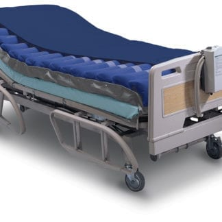 "Mason- Excel 5000 Powered Pressure Reducing Mattress Systems. 5"" Low Air Loss/Alt Pressure Overlay 35""x80""x5"". EX5000"