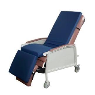 "Mason- Sierra 3"" Gel/Foam Geri Chair Overlay 3671-GC"