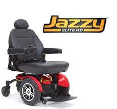 Pride - Jazzy Elite HD Powerchair