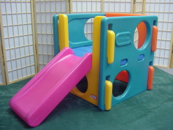 Junior Gym- Little Tikes