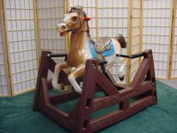 Rocking Horse- Large Spring