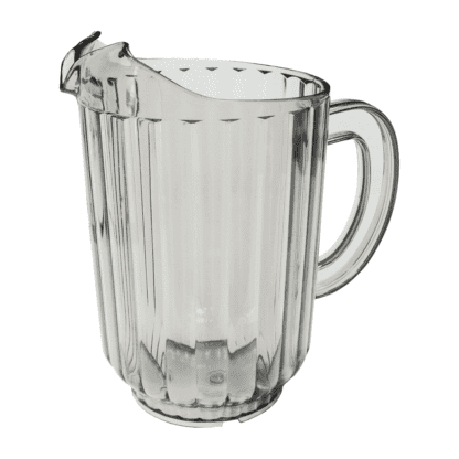 Pitcher, Plastic Water Pitcher