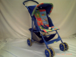Lightweight Stroller, Two Position Stroller