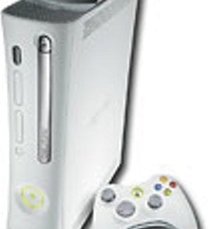 Xbox 360 Console w/ Controller