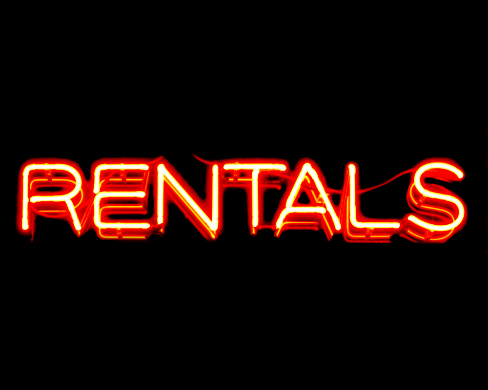 Rental Items For Parties, Vacations and More