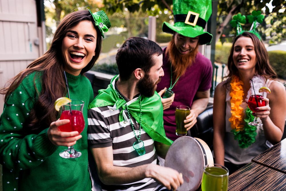 We Have The Party Rentals For St. Patricks Day!