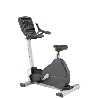 matrix u5x upright stationary bike