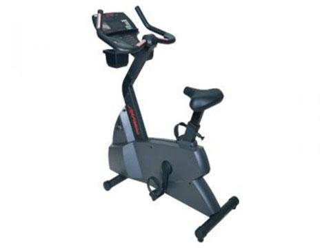 Life Fitness C9i Upright Stationary Bike